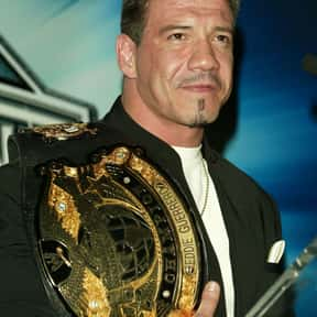 Eddie Guerrero is listed (or ranked) 6 on the list Famous People Named Eddie
