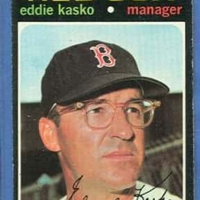 Eddie Kasko is listed (or ranked) 13 on the list The Best Boston Red Sox Managers of All Time