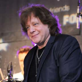 Eddie Money is listed (or ranked) 7 on the list Famous People Named Eddie