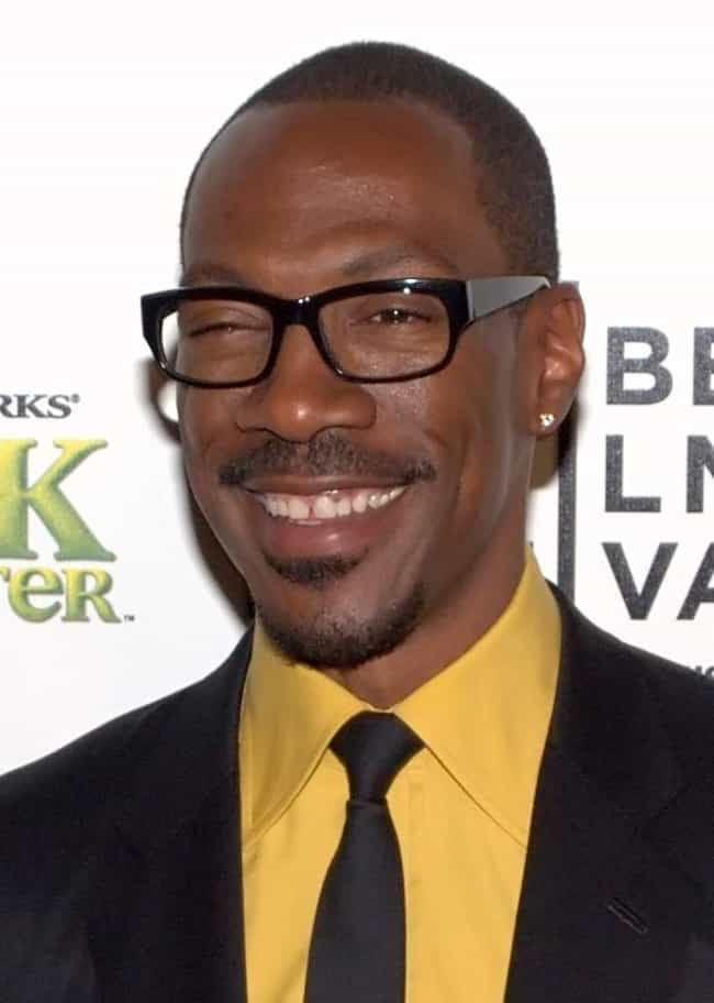 Eddie Murphy is listed (or ranked) 2 on the list 20 Famous People Who Have Love Children