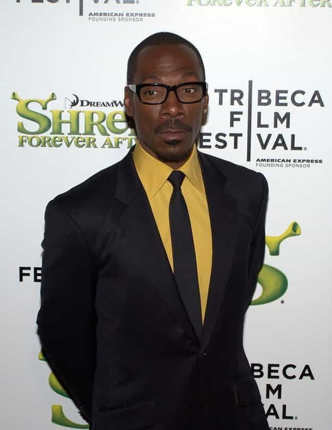 Eddie Murphy is listed (or ranked) 2 on the list Celebrities with Secret Babies