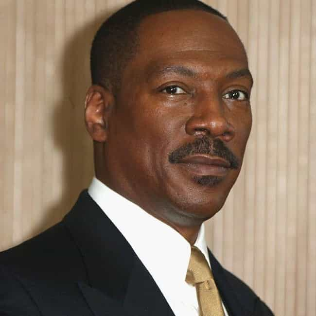 Eddie Murphy is listed (or ranked) 4 on the list Famous Friends of Sean Combs