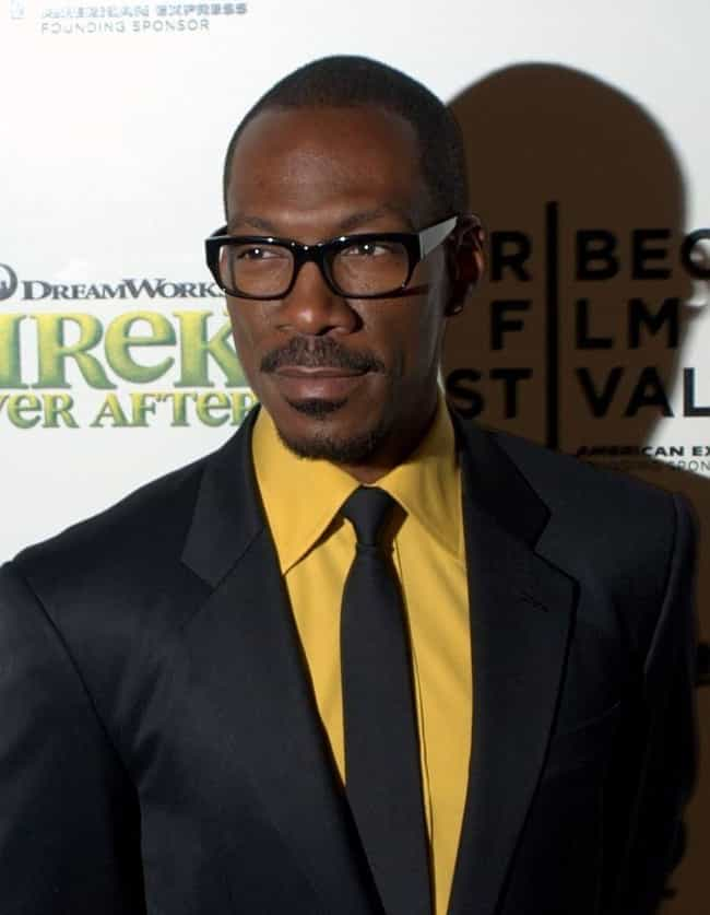 Eddie Murphy is listed (or ranked) 4 on the list Male Celebrities Who Are 5'9