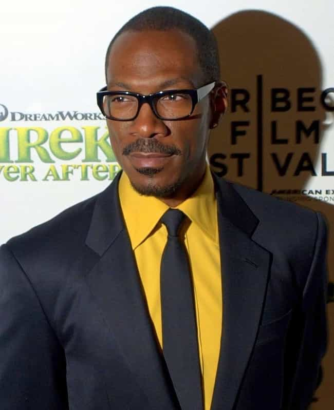 Eddie Murphy is listed (or ranked) 3 on the list 20 Celebrities Who Have a Ton of Kids