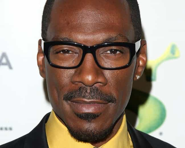 Eddie Murphy is listed (or ranked) 4 on the list 25 Celebrities Who Grew Up in Foster Care