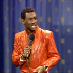 Eddie Murphy is listed (or ranked) 4 on the list The Most Original Comedians