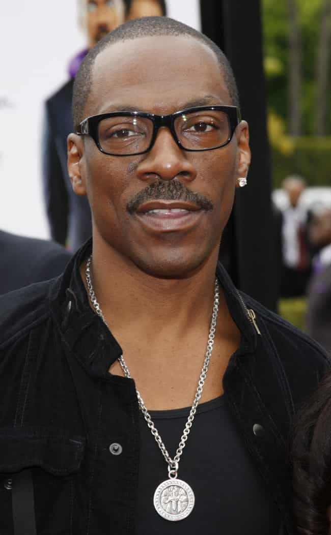 Eddie Murphy is listed (or ranked) 4 on the list Celebrities Nobody Cares About Anymore