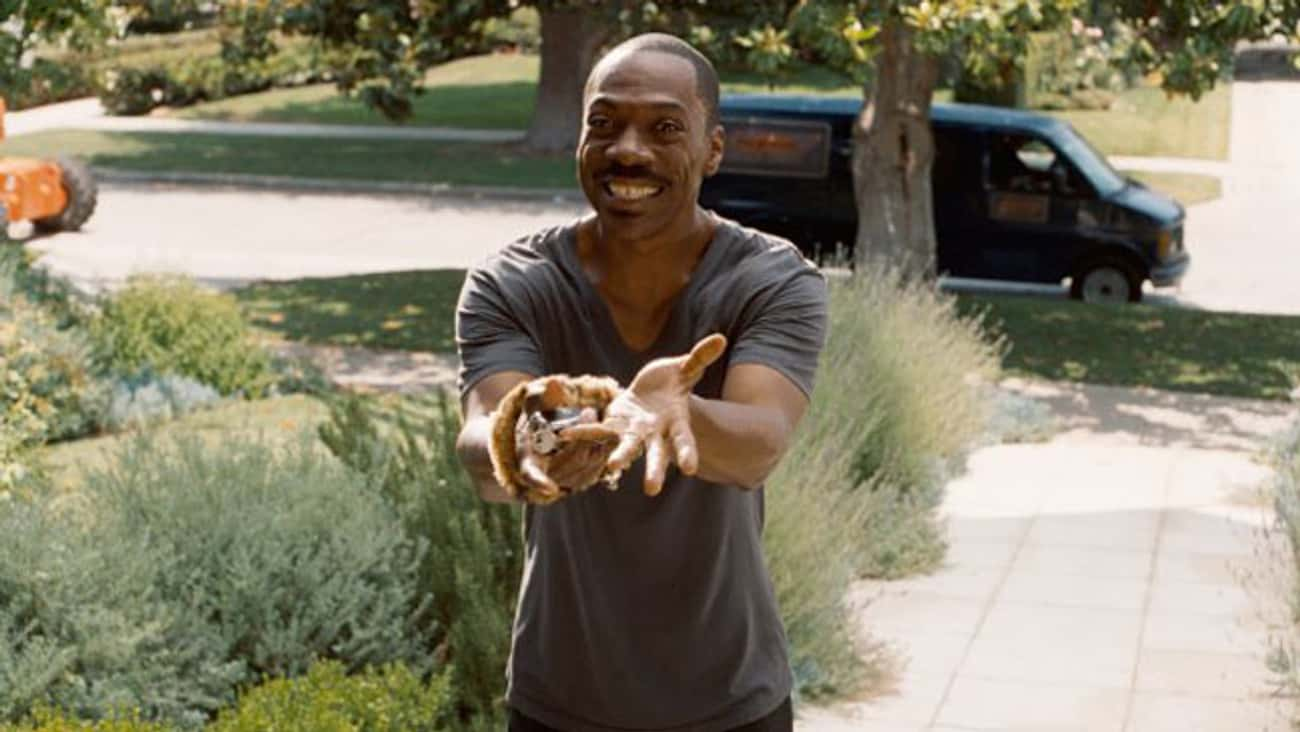 Eddie Murphy is listed (or ranked) 3 on the list Good Actors Who Make Bad Movies Now