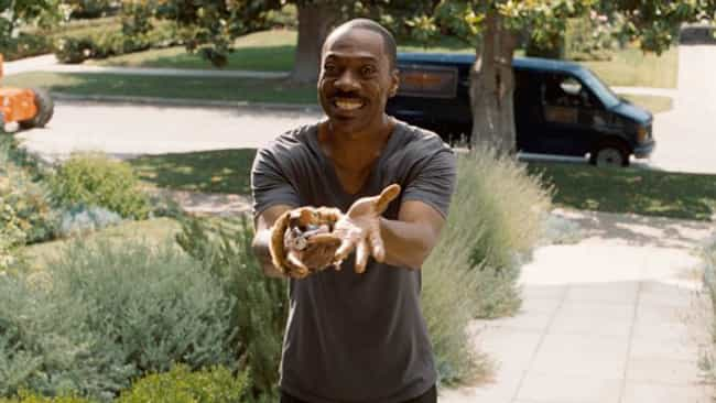 Eddie Murphy is listed (or ranked) 2 on the list Good Actors Who Make Bad Movies Now