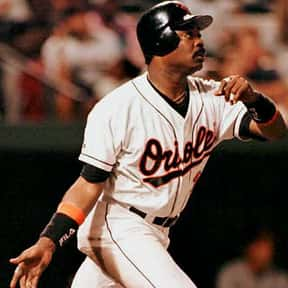 Eddie Murray is listed (or ranked) 4 on the list The Greatest Baltimore Orioles of All Time
