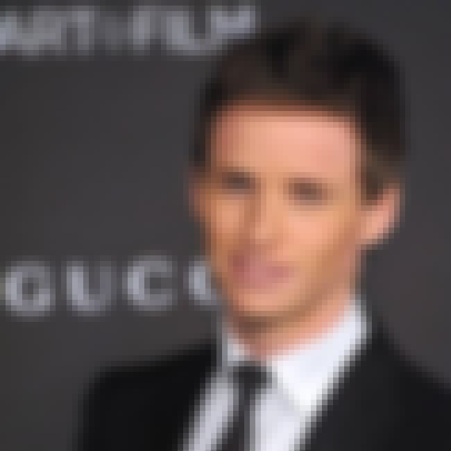 Eddie Redmayne is listed (or ranked) 4 on the list Celebrities Who Should Be A-Listers