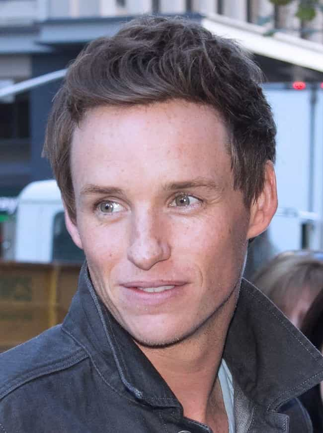 Eddie Redmayne is listed (or ranked) 8 on the list 12 A-List Actors Relive Their Most Humiliating Audition Stories