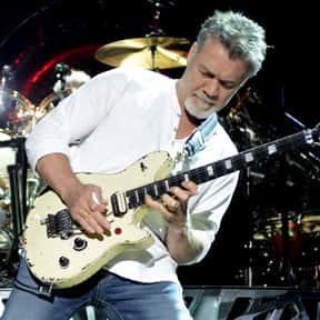 Eddie Van Halen is listed (or ranked) 11 on the list Famous Bassists from the United States