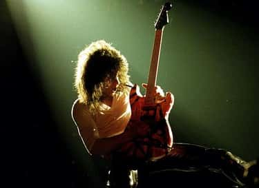 Eddie Van Halen is listed (or ranked) 2 on the list The Greatest Rock Guitarists of the 1970s