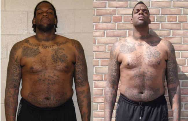 Eddy Curry is listed (or ranked) 2 on the list NBA Players with the Worst Tattoos