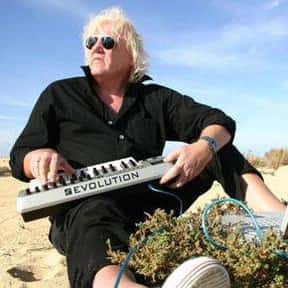 Edgar Froese is listed (or ranked) 19 on the list The Best Electronic Bands & Artists