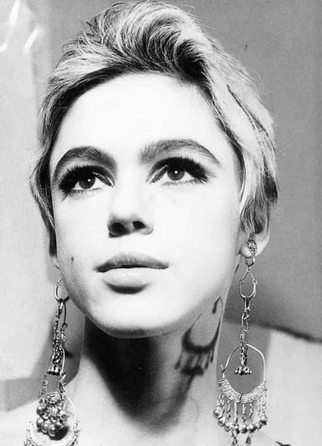 Edie Sedgwick is listed (or ranked) 1 on the list Famous People Who Died Young