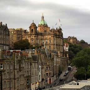 Edinburgh is listed (or ranked) 16 on the list The Best Cities for a Bachelor Party