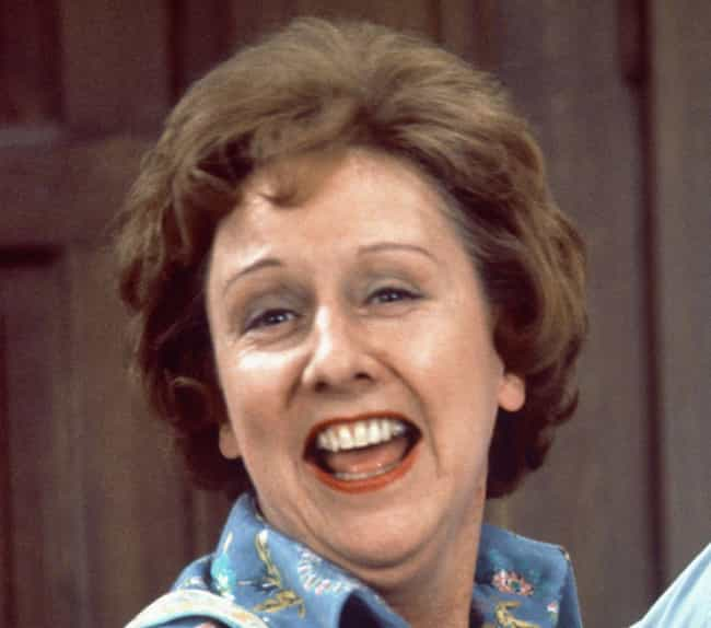 Edith Bunker is listed (or ranked) 4 on the list TV Wives Who Should Have Left Their Husbands