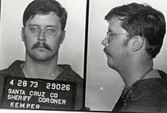 Edmund Kemper is listed (or ranked) 7 on the list America's Most Famous Serial Killers