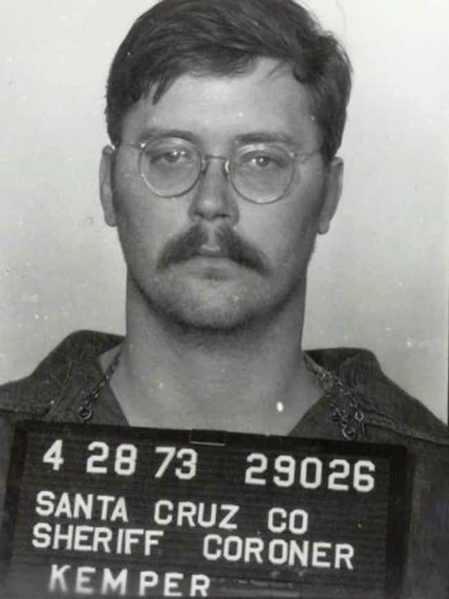 Edmund Kemper is listed (or ranked) 3 on the list The Scariest Serial Killers in History