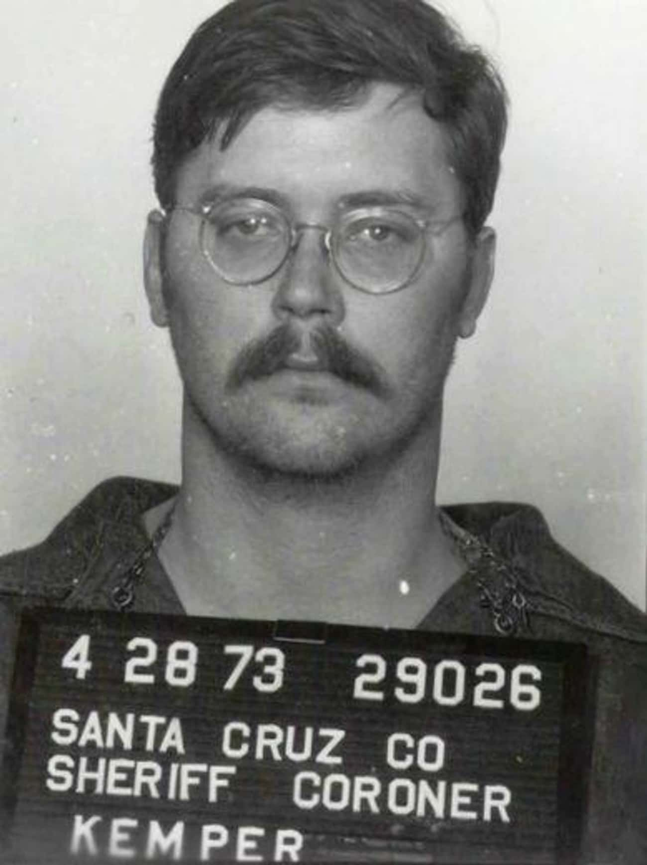 Edmund Kemper Needed A Girlfriend