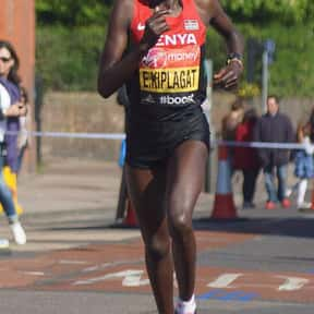 Edna Kiplagat is listed (or ranked) 20 on the list The Best Female Athletes of All Time