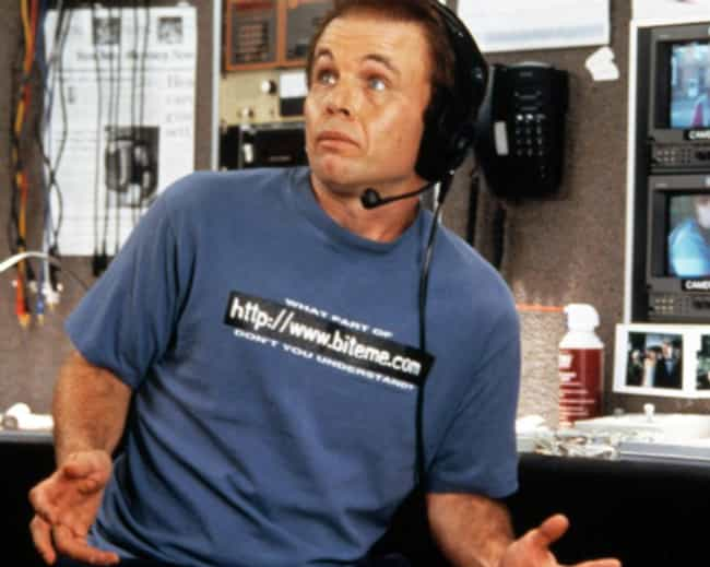 EDtv is listed (or ranked) 7 on the list All Of Clint Howard's Cameos in Ron Howard Films