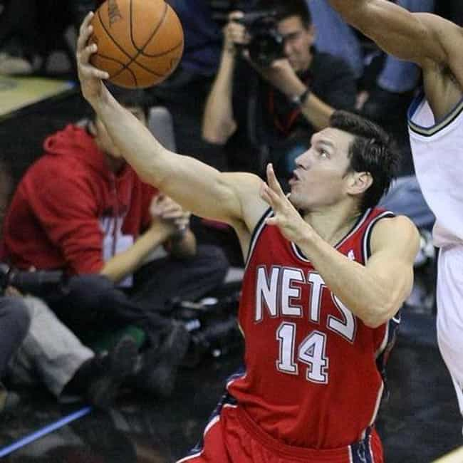 Eduardo Nájera is listed (or ranked) 4 on the list Famous Basketball Players from Mexico