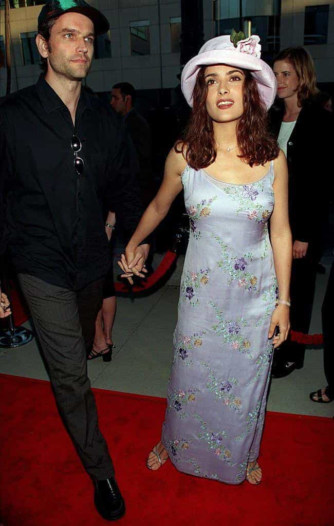 Edward Atterton is listed (or ranked) 4 on the list Salma Hayek's Loves & Hookups
