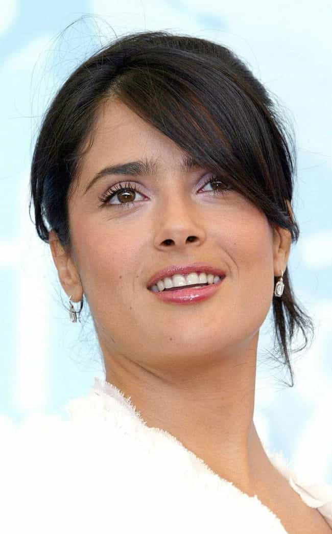 Edward Atterton is listed (or ranked) 3 on the list Men Who Salma Hayek Has Dated