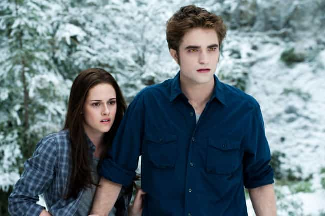 Edward Cullen is listed (or ranked) 1 on the list Movie Couples Who Got Together In Real Life
