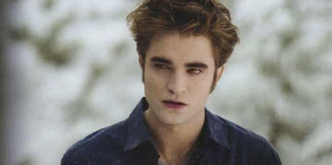 Edward Cullen is listed (or ranked) 4 on the list What Vampire Would You Be, Based On Your Zodiac