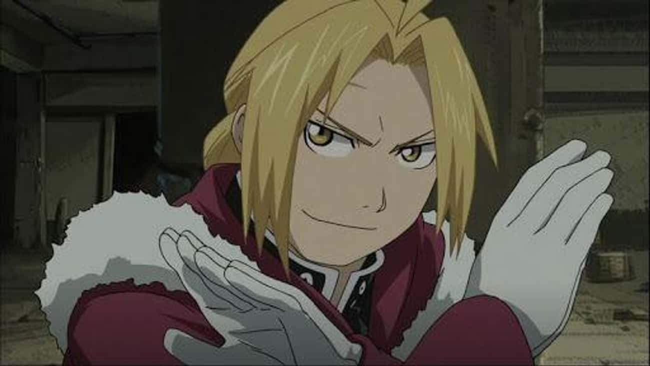 Edward Elric Of 'Fullmetal Alchemist' Knows That You Can't Get Something For Nothing