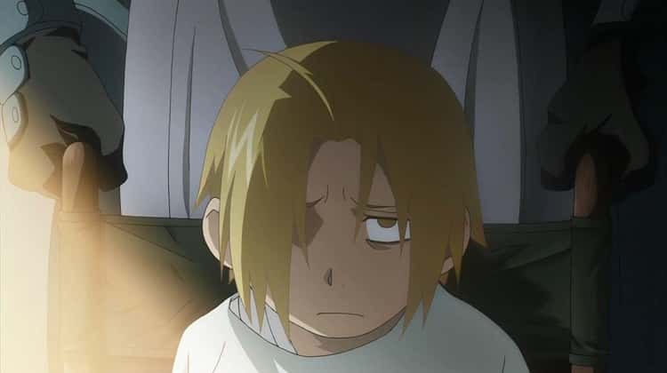 Edward Elric Tries To Bring His Mother Back To Life (And Fails Epically)