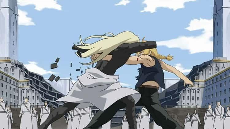 Edward Elric Vs. Father - 'Fullmetal Alchemist: Brotherhood'