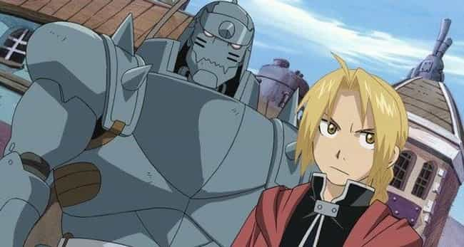Edward Elric is listed (or ranked) 1 on the list 15 Anime Drifters Who Wander From Town to Town