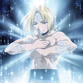 Edward Elric is listed (or ranked) 11 on the list The Very Best Anime Characters