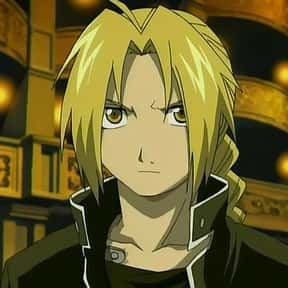Edward Elric is listed (or ranked) 3 on the list The Best Anime Characters With Blond Hair