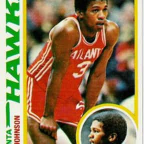 Eddie Johnson is listed (or ranked) 9 on the list The Best Atlanta Hawks Shooting Guards of All Time