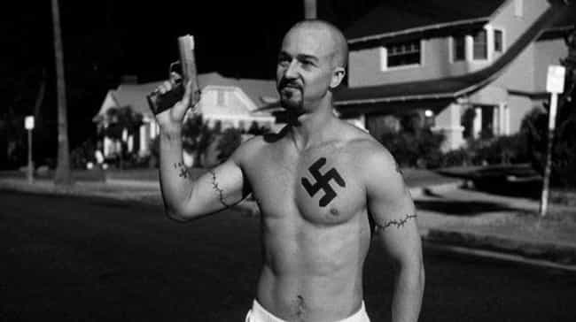 Edward Norton is listed (or ranked) 1 on the list Actors Who Went White Supremacist For A Role And How It Impacted Their Careers