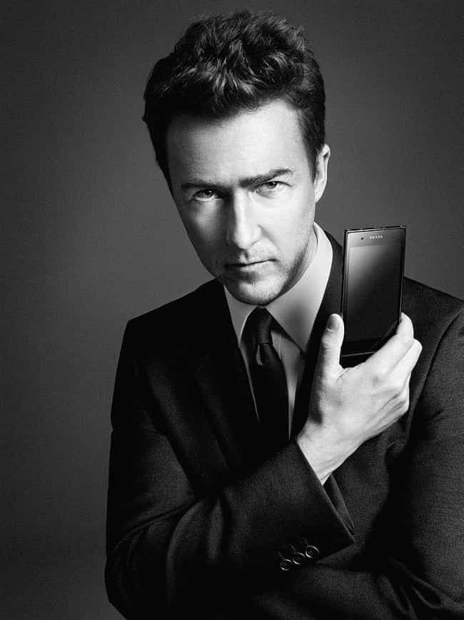 Edward Norton is listed (or ranked) 7 on the list 99 Celebrities Who Went to Ivy League Schools