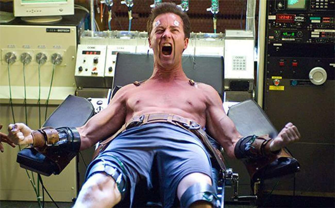 Edward Norton Only Agreed To Be In 'The Incredible Hulk' If He Could Alter The Script