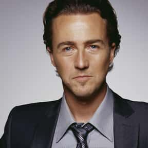 Edward Norton is listed (or ranked) 19 on the list The Best Living American Actors