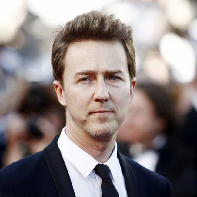 Edward Norton is listed (or ranked) 4 on the list Men Who Salma Hayek Has Dated