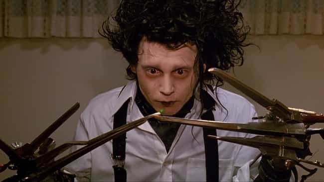 Edward Scissorhands is listed (or ranked) 8 on the list Great Films That Get Away With Not Explaining Things