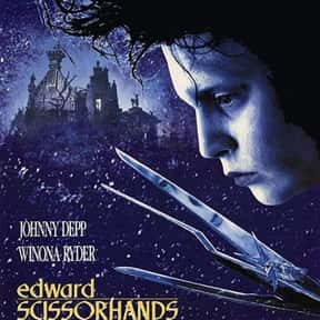 Edward Scissorhands is listed (or ranked) 11 on the list The Best Comedy-Drama Movies