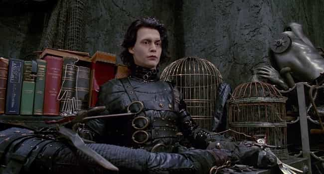 Edward Scissorhands is listed (or ranked) 1 on the list Frankenstein Movies That Aren't Actually About Frankenstein