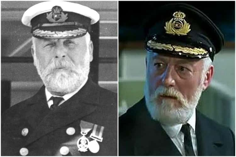 Edward Smith - Bernard Hill