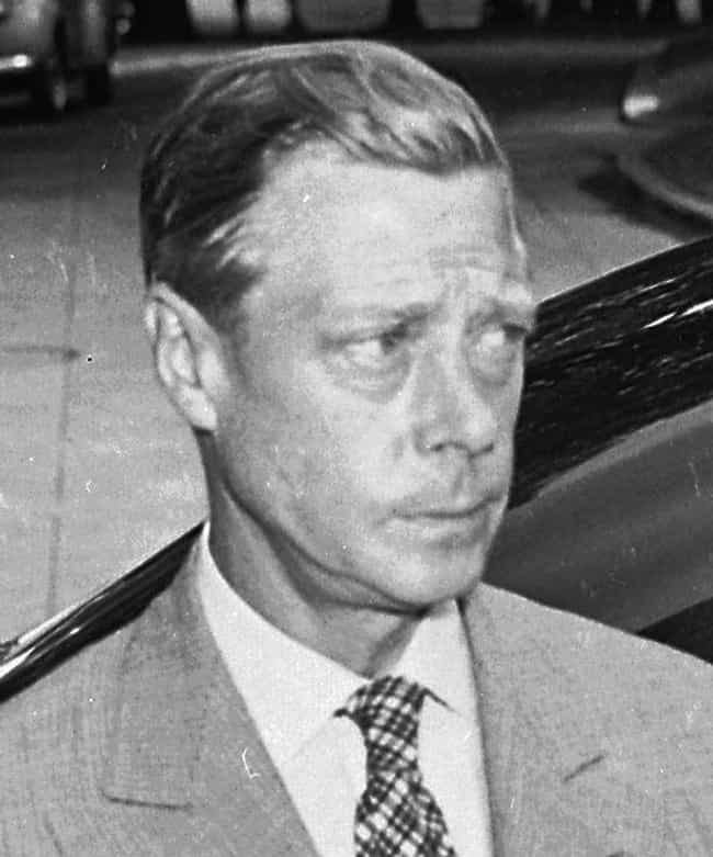 Edward VIII of the United King... is listed (or ranked) 3 on the list What British Royal Matches Your Zodiac Sign?